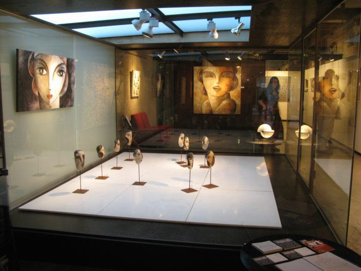 Exposición individual STONEBOOK 2011