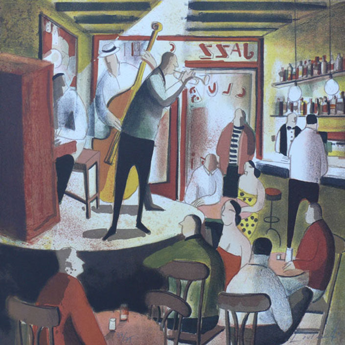 Jazz-Club-42-x-42-cm