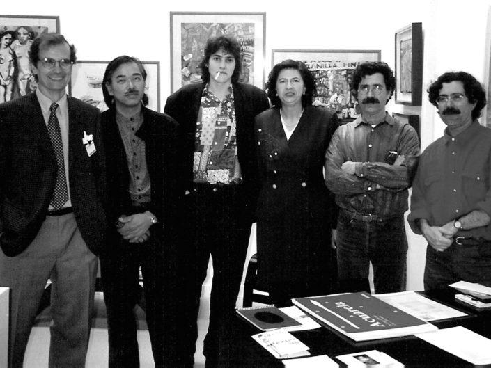 Art Expo, Galería Art Dama, Barcelona. 1998