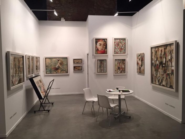 Estampa 2015. Feria de arte multiple. Madrid